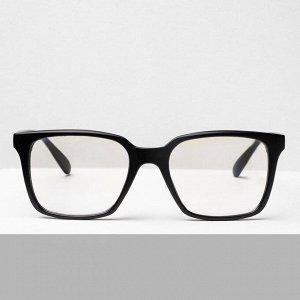 Очки компьютерные 28008, цвет чёрный