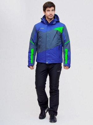 Горнолыжный костюм MTFORCE голубого цвета 02071Gl