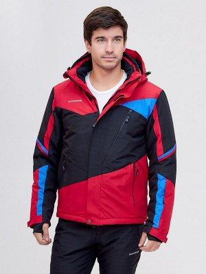 Горнолыжная куртка MTFORCE красного цвета 2071Kr