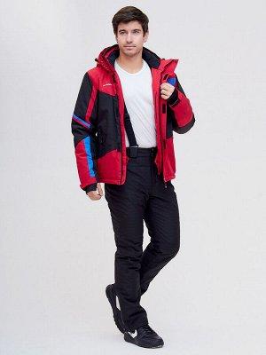 Горнолыжный костюм MTFORCE красного цвета 02071Kr