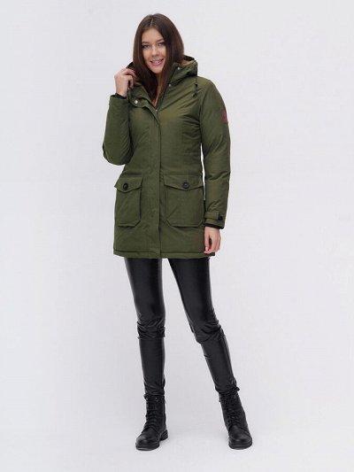 MTFORCE- комфортная городская одежда — Зимние парки для женщин — Зимняя куртка