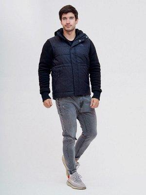 Куртка и безрукавка Valianly темно-серого цвета 93334TC