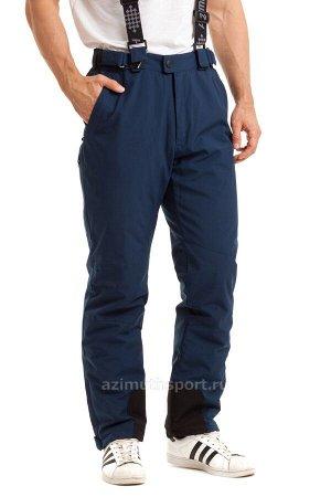 Мужские брюки Azimuth А 9796_98 Темно-синий