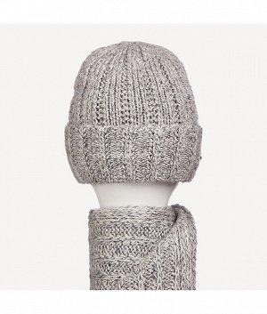 992426 флис (колпак+шарф) Комплект