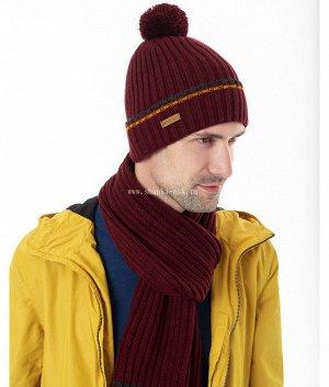 XM 22 XF 22 флис (колпак+шарф) Комплект