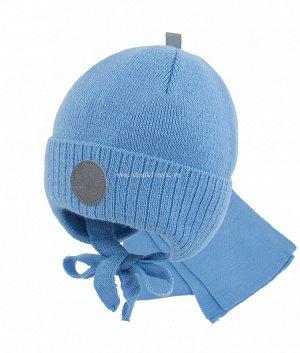 MK1-1612 (38-40)(шапка+шарф) Комплект