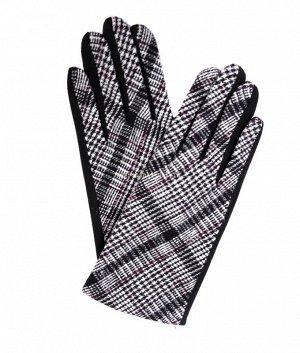 7.636-1 ML экозамша плис сенсорные жен. Перчатки