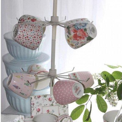 Посуда и декор GREENGATE — Стаканы Greengate (фарфор, стекло) — Кружки, стопки и стаканы