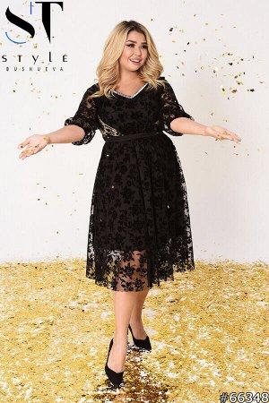 Платье 66348