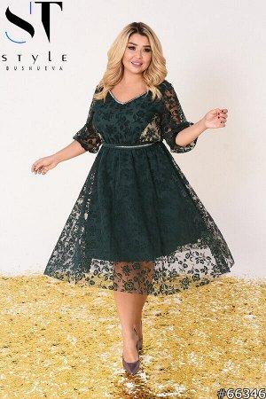 Платье 66346