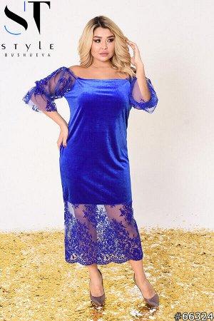 Платье 66324
