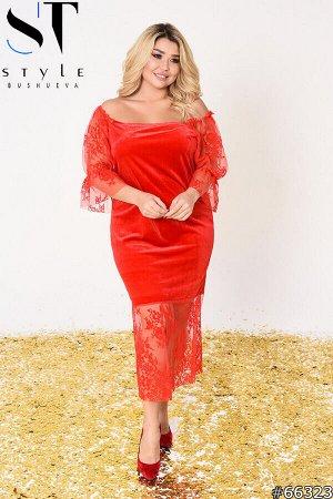 Платье 66323