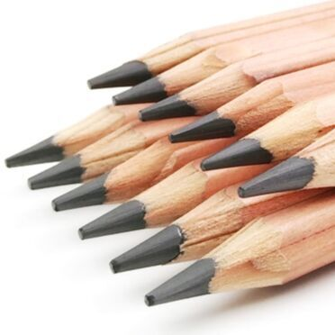 TUKZAR: Собираемся в школу/канцелярия от производителя — Простые карандаши
