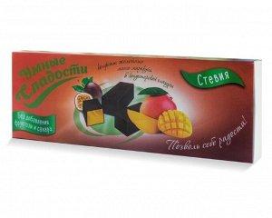 """Конфеты """"Умные сладости"""" желейные со вкусом манго-маракуйя, 90 гр, 1/20"""