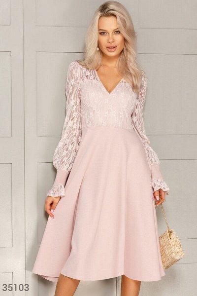 GEPUR женская одежда 🌺 весна-лето 2021   — платья средней длины — Миди-платья