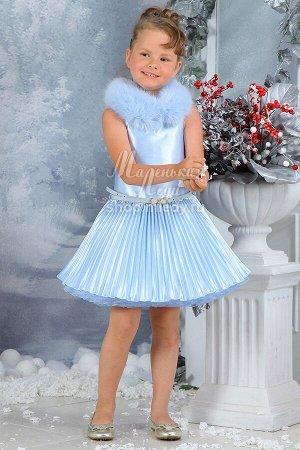 Платье Маленькая Леди в идеале! 140-146 рост реал фото