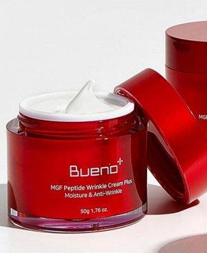 Bueno Регенерирующий  крем MGF Peptide Wrinkle Cream Plus