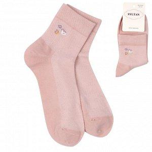 Носки Syltan женские/Цвет: пудровый