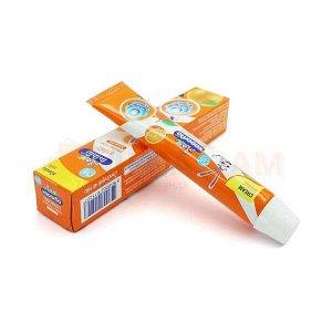 LION KODOMO Детская зубная паста со вкусом апельсина гелевая 40 гр