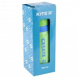 Термос Kite Create K20-301-03, 350 мл, зеленый