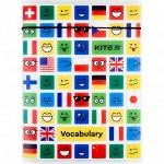Словарь для записи иностранных слов Kite K20-356-1, 48 листов