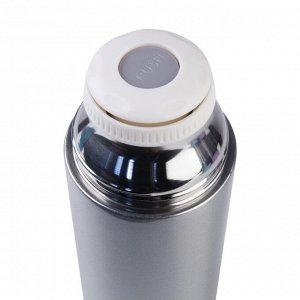Термос Kite Pearl K19-302-02, 350 мл, серебряный