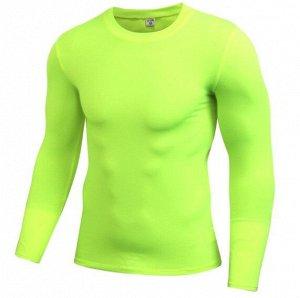 Мужская кофта, цвет зеленый