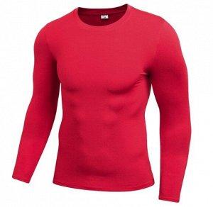 Мужская кофта, цвет красный