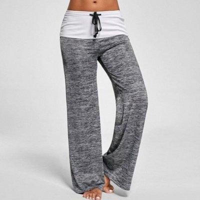 Спорт в моде! Одежда, обувь, сумки, тейпы, носки, пропсы — Женские брюки для йоги — Брюки