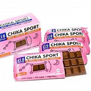 Шоколад без сахара CHIKALAB - 100 г