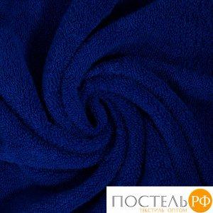 Полотенце махровое Venera 70х130 см, 360 г/м2 Синий