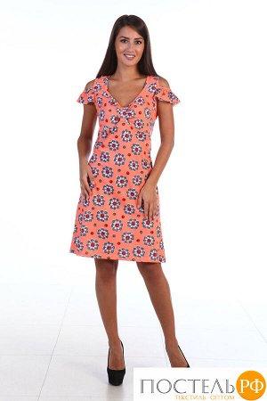 Сарафан Sharleen Цвет: Персиковый (44). Производитель: Новое Кимоно