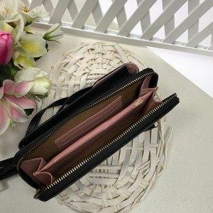 Эргономичная сумочка Baellerry Young чёрного цвета