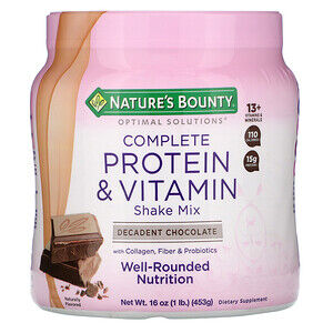 Nature's Bounty, Optimal Solutions,  (453 g)