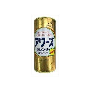 """Порошок чистящий Rocket Soap """"Powder Cleanser"""" для ванны/кафеля/унитаза, 400гр, к/баннтиплесень Цитрусовый, 350мл, м/у"""