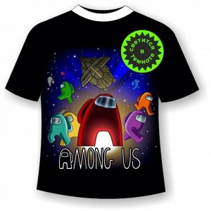 Подростковая футболка Among Us 1142