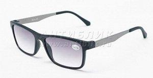 Отличные тонированные очки с диоптрией +1.5!
