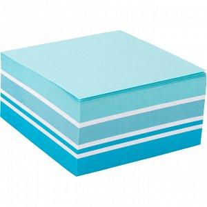Блок бумаги с липким слоем Axent 2327-70-A, 75x75 мм, 400 листов, пастельные цвета