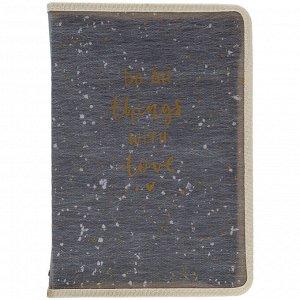 Папка объемная на молнии Axent 1805-13-A, А5+, Shade Gray