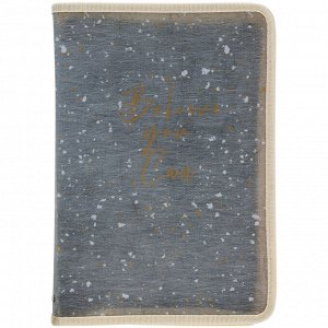 Папка объемная на молнии Axent 1805-15-A, А5+, Shade Green