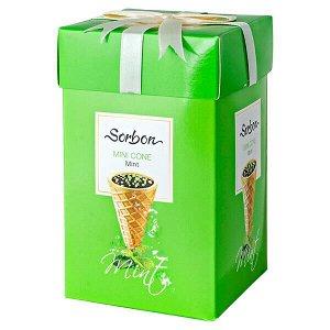 Конфеты SORBON MINI CONE Mint 200 г