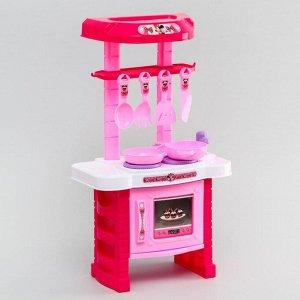 Игровой модуль Кухня «Готовим с Минни» световые и звуковые эффекты, Минни Маус