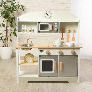 Игровой деревянный набор «Кухонька» 68х26х72 см