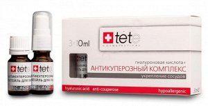 Гиалуроновая кислота + Антикупрерозный комплекс,Tete