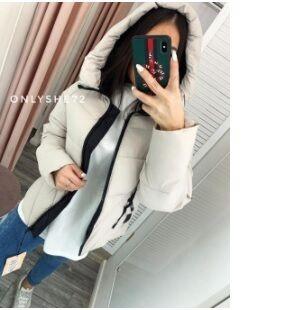 Куртка женская 331 - Бежевая