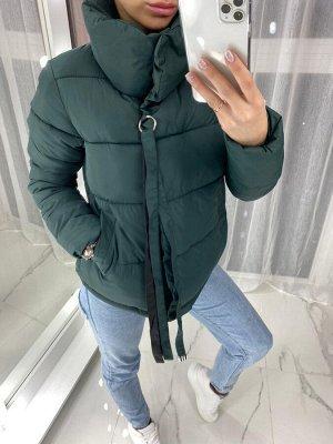 Куртка женская 105 - Темно-Зеленая