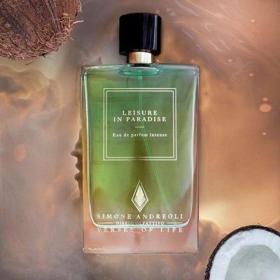 💣Новый парфюмерный дом Matière première — SIMONE ANDREOLI — Парфюмерия