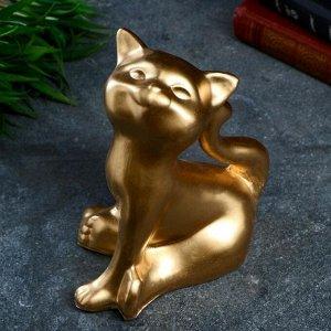 """Фигура """"Кошечка сидя"""", 17х13х17см"""