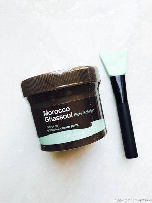 Too cool for school Morocco ghassoul cream pack  Глиняная маска для лица