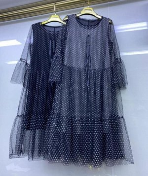 Платье двойка.